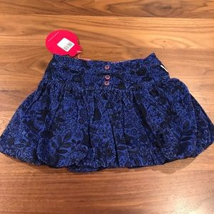 NWT Size 92 (US Size 2) Oilily Skirt